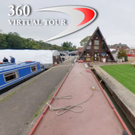 Alvechurch Marina Tour