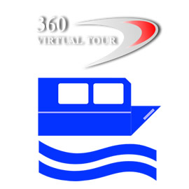 The Medway Canal Boat Virtual Tour